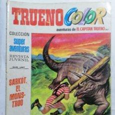 Tebeos: TRUENO COLOR, AVENTURAS DE EL CAPITAN TRUENO, Nº 1697. Lote 221639340