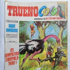 Tebeos: TRUENO COLOR, AVENTURAS DE EL CAPITAN TRUENO, Nº 1703. Lote 221639396
