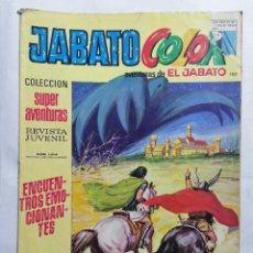 Tebeos: JABATO COLOR, AVENTURAS DE EL JABATO, Nº 1814, SEGUNDA EPOCA. Lote 221641737