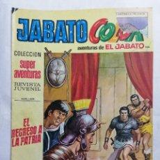 Tebeos: JABATO COLOR, AVENTURAS DE EL JABATO, Nº 1816, SEGUNDA EPOCA. Lote 221641832