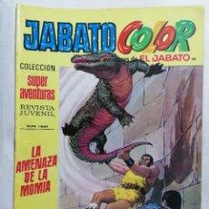 Tebeos: JABATO COLOR, AVENTURAS DE EL JABATO, Nº 1660, SEGUNDA EPOCA. Lote 221642050