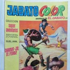 Tebeos: JABATO COLOR, AVENTURAS DE EL JABATO, Nº 1682, SEGUNDA EPOCA. Lote 221642117