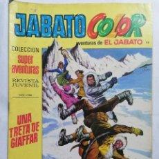 Tebeos: JABATO COLOR, AVENTURAS DE EL JABATO, Nº 1780, SEGUNDA EPOCA. Lote 221642657