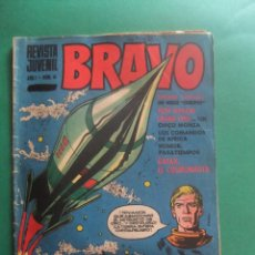 Tebeos: REVISTA BRAVO Nº 6 EDITORIAL BRUGUERA. Lote 221655111