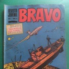 Tebeos: REVISTA BRAVO Nº 13 EDITORIAL BRUGUERA. Lote 221655336