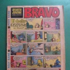 Tebeos: REVISTA BRAVO Nº 45 EDITORIAL BRUGUERA. Lote 221655727