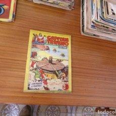 Tebeos: EL CAPITAN TRUENO EXTRA Nº 114 EDITA BRUGUERA. Lote 221749040