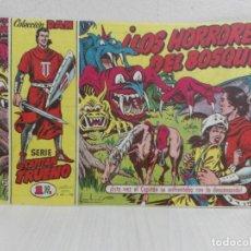 Tebeos: COMIC COLECCION CAPITAN TRUENO NO 21--1 EDICION--1,50 PTS-EDITORIAL BRUGUERA- AÑO 1958-. Lote 221760053