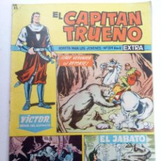 Tebeos: EL CAPITÁN TRUENO EXTRA Nº 209 - ¡LADY VERÓNICA AL RESCATE!. Lote 221760328