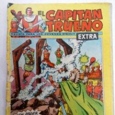 Tebeos: EL CAPITÁN TRUENO EXTRA Nº 180 - ¡EL PODER DE TASHIDA!. Lote 221761281