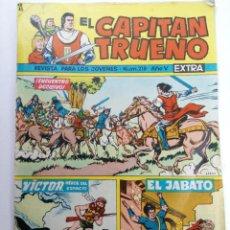 Tebeos: EL CAPITÁN TRUENO EXTRA Nº 218 - ¡ENCUENTRO DECISIVO!. Lote 221761797
