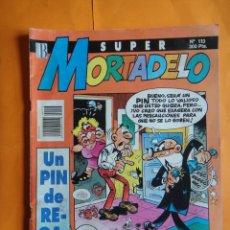 Tebeos: SUPER MORTADELO Nº 113 EDICIONES B .. Lote 221774308