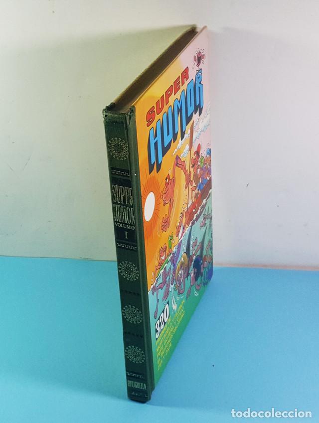 SUPER HUMOR VOLUMEN 1 MORTADELO Y FILEMON, PEPE GOTERA Y OTILIO, EL BOTONES SACARINO Y ZIPI ZAPE (Tebeos y Comics - Bruguera - Otros)