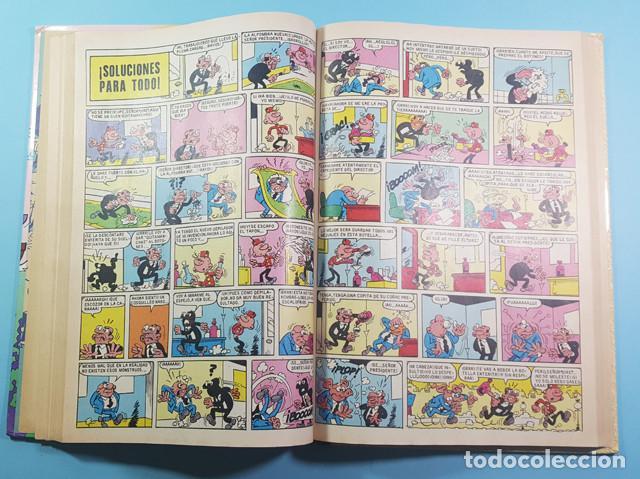 Tebeos: SUPER HUMOR VOLUMEN 1 MORTADELO Y FILEMON, PEPE GOTERA Y OTILIO, EL BOTONES SACARINO Y ZIPI ZAPE - Foto 5 - 237336520