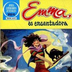 Tebeos: JOYAS LITERARIAS FEMENINAS- Nº 83 -ENMA, ES ENCANTADORA-1983-GRAN T. TINTURÉ-BUENO-LEA-3911. Lote 221784810