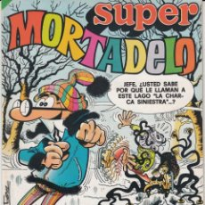 Tebeos: SUPER MORTADELO 55 PESETAS EXTRA 1980. Lote 221788475