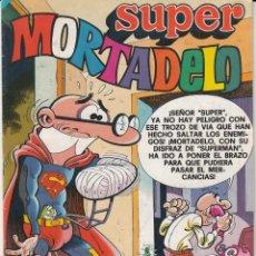 Tebeos: SUPER MORTADELO 40 PESETAS 1979. Lote 221788602