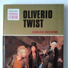 Tebeos: COLECCION HISTORIAS COLOR OLIVERIO TWIST. Lote 221808988