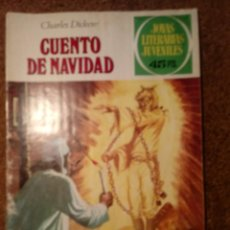 Tebeos: COMIC DE JOYAS LITERARIAS JUVENILES EN CUENTOS DE NAVIDAD DEL AÑO 1979 Nº 90. Lote 221887447