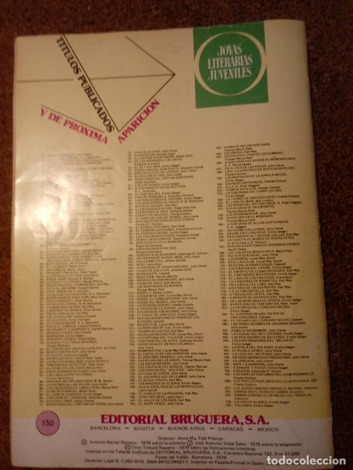 Tebeos: COMIC DE JOYAS LITERARIAS JUVENILES EN GRANDES ESPERANZAS DEL AÑO 1979 Nº 150 - Foto 2 - 221888885