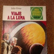 Tebeos: COMIC DE JOYAS LITERARIAS JUVENILES EN VIAJE A LA LUNA DEL AÑO 1981 Nº 72. Lote 221890328