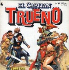 Tebeos: EL CAPITÁN TRUENO - AÑO I - Nº 10 - EDITORIAL BRUGUERA - AÑO 1986.. Lote 221891268