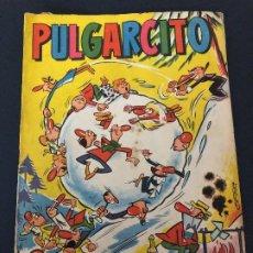 Tebeos: COMIC ALMANAQUE PULGARCITO 1960 CONTIENE AVENTURA CAPITAN TRUENO EDITORIAL BRUGUERA. Lote 221891568
