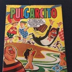 Tebeos: COMIC PULGARCITO EXTRA VERANO 1960 CONTIENE AVENTURA CAPITAN TRUENO EDITORIAL BRUGUERA. Lote 221892557