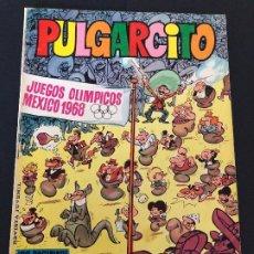 Tebeos: COMIC PULGARCITO EXTRA VERANO 1968 CONTIENE AVENTURA SHERIFF KING EDITORIAL BRUGUERA. Lote 221893655