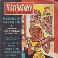 Giornalini: COMIC COLECCION TIO VIVO 1ª EPOCA Nº 2. Lote 221919873