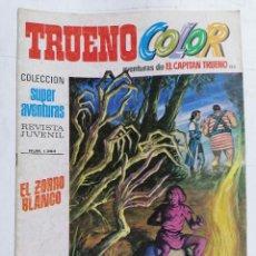 Tebeos: TRUENO COLOR, AVENTURAS DE EL CAPITAN TRUENO, Nº 1383. Lote 221923978