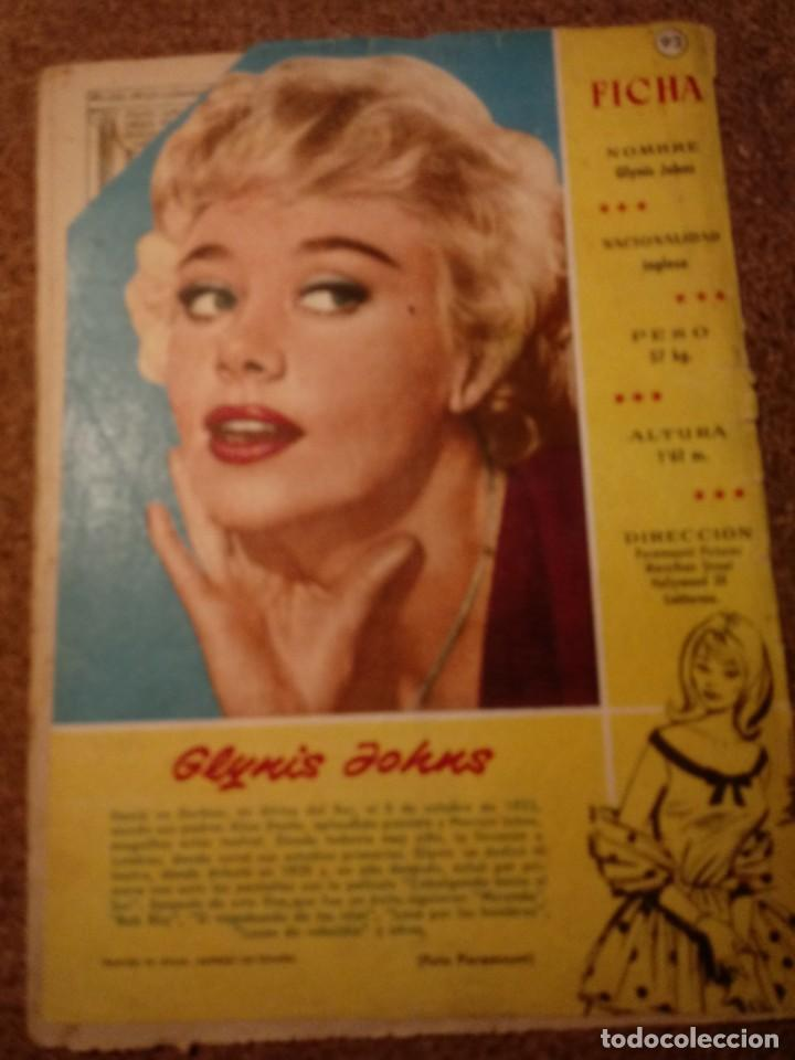 Tebeos: COMIC SISSI JUVENIL DEL AÑO I 1960 Nº 35 - Foto 2 - 221927502