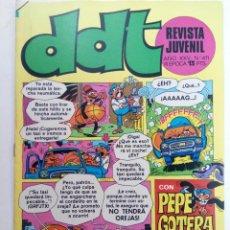Tebeos: DDT AÑO XXV Nº 471 (SIN USAR, DE DISTRIBUIDORA). Lote 221927872