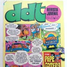 Tebeos: DDT AÑO XXV Nº 471 (SIN USAR, DE DISTRIBUIDORA). Lote 221927936