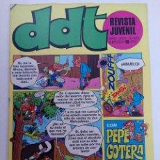 Tebeos: DDT AÑO XXV Nº 472 (SIN USAR, DE DISTRIBUIDORA). Lote 221928056