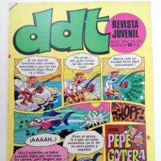 Tebeos: DDT - AÑO XXV Nº 475 (SIN USAR, DE DISTRIBUIDORA). Lote 221928455
