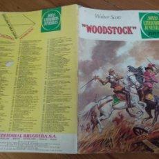 Tebeos: JOYAS LITERARIAS JUVENILES Nº 230 -WOODSTOCK - 1ª EDICIÓN 27.10.1980. Lote 221932332