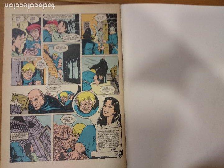 Tebeos: JOYAS LITERARIAS JUVENILES - Nº 259 - NUESTRA SEÑORA DE PARIS - BRUGUERA - AÑO 1982.1ª ED - Foto 2 - 221932838