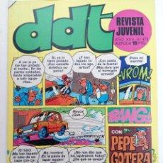 Tebeos: DDT - AÑO XXV Nº 473 (SIN USAR, DE DISTRIBUIDORA). Lote 221936770