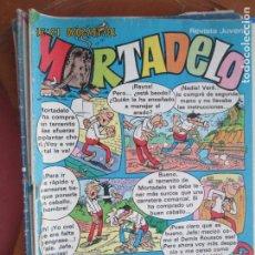 Tebeos: MORTADELO REVISTA JUVENIL Nº 531AÑO XII -BRUGUERA -1981. Lote 221959005