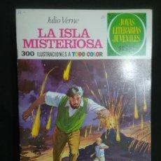 Tebeos: JOYAS LITERARIAS JUVENILES. Nº 13. TAPAS DE LABERINTO ROJO. Lote 221972362