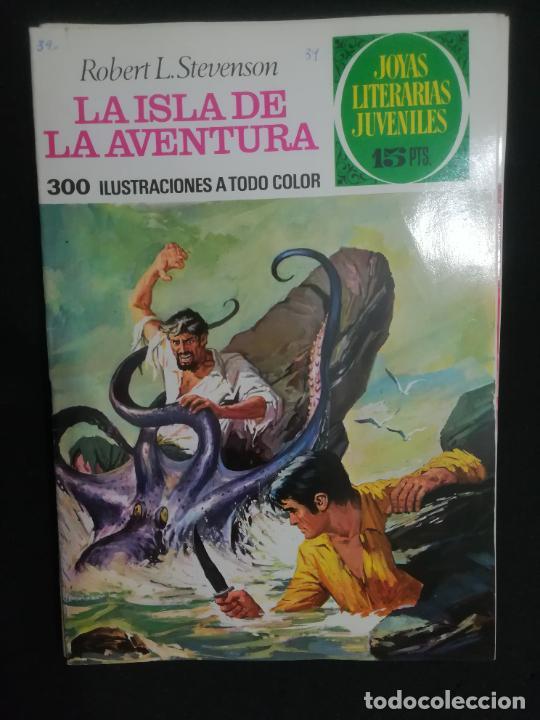JOYAS LITERARIAS JUVENILES. Nº 39. DE 15 PTAS (Tebeos y Comics - Bruguera - Joyas Literarias)