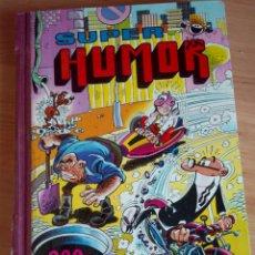 BDs: SUPER HUMOR VOLUMEN XXII 22. SUPERHUMOR BRUGUERA 1979. Lote 221984257