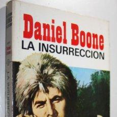 Tebeos: COLECCION HEROES SELECCIÓN,SERIE DANIEL BOONE Nº03 :LA INSURRECCION.(1ª EDICION).MBE. Lote 222032566