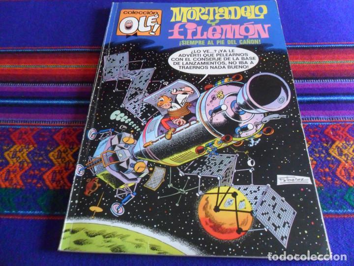 OLÉ Nº 96 MORTADELO. BRUGUERA 1ª PRIMERA EDICIÓN CON Nº EN LOMO. 1974. 40 PTS. (Tebeos y Comics - Bruguera - Ole)