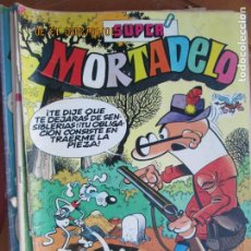 Tebeos: SUPER MORTADELO REVISTA JUVENIL Nº 139 BRUGUERA 1982 - 75 PTS. Lote 222060380