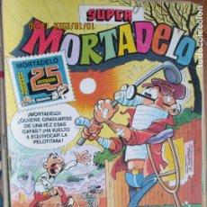 Tebeos: SUPER MORTADELO Nº 158 REVISTA JUVENIL - 1983 BRUGUERA 25-ANIVERSARIO. Lote 222060883