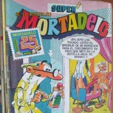 Tebeos: SUPER MORTADELO Nº 162 REVISTA JUVENIL - 1983 BRUGUERA 25-ANIVERSARIO. Lote 222061158