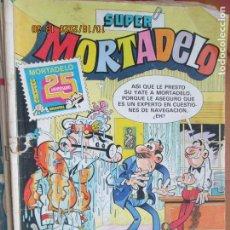 Tebeos: SUPER MORTADELO Nº 165 REVISTA JUVENIL - 1983 BRUGUERA 25-ANIVERSARIO. Lote 222061476