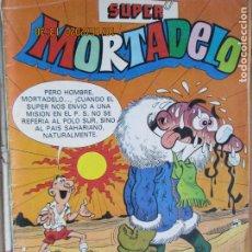 Tebeos: SUPER MORTADELO Nº 136 REVISTA JUVENIL - BRUGUERA - 75 PTS. Lote 222062066